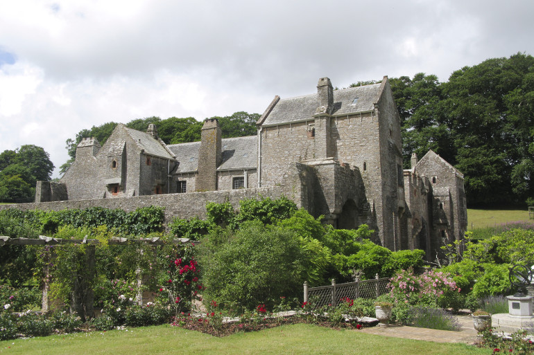 National Trust Compton Castle
