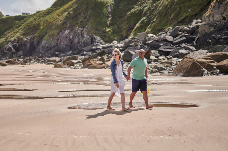 Romantic breaks on the UK coast