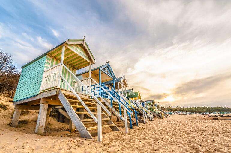 Wells-next-the-Sea in Norfolk