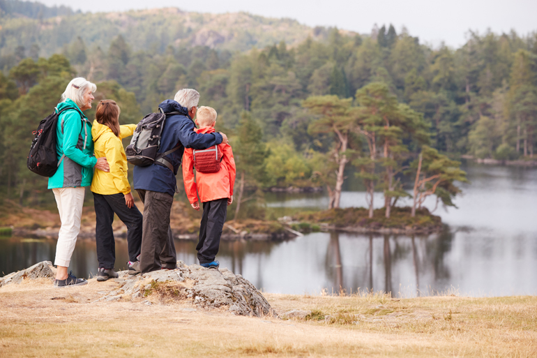 Ten things to do with kids on a rainy day in the Lake District