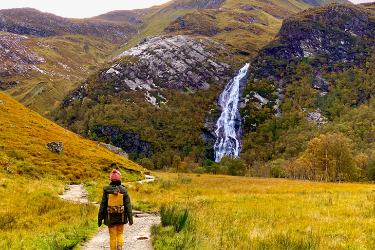 20 dazzling waterfalls in Scotland