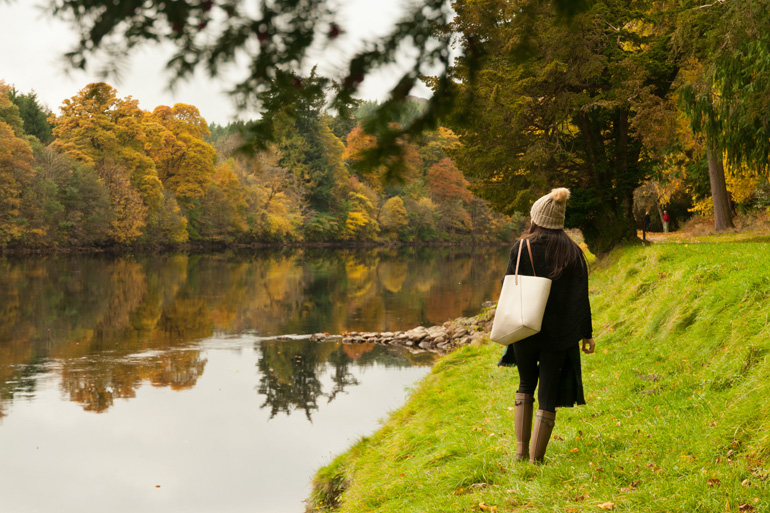 15 stunning Scottish river walks