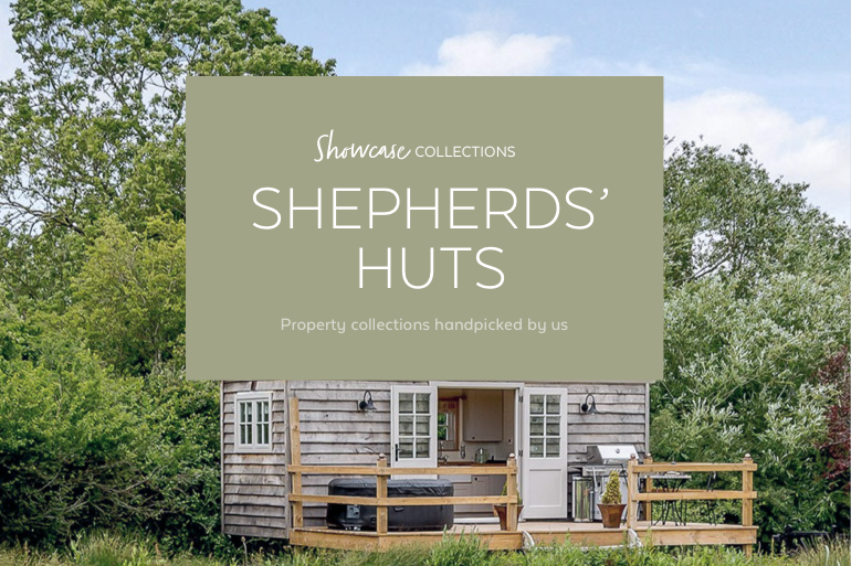 Shepherds' Huts - Showcase Collection