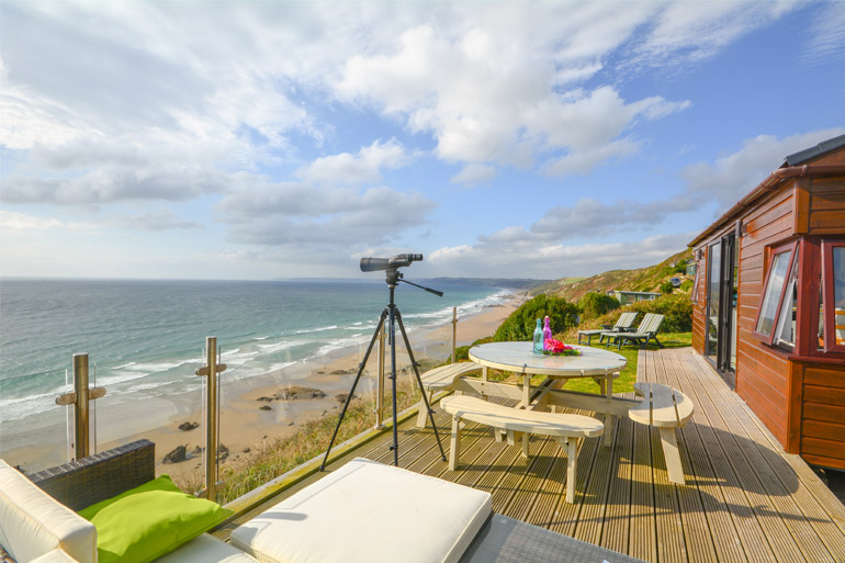 Holiday in a property that has the wow factor