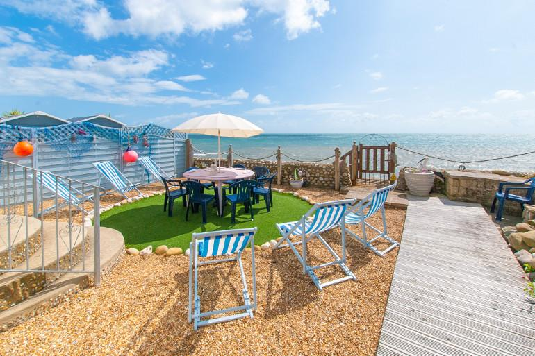 This holiday cottage on the Isle of Wight has the wow factor