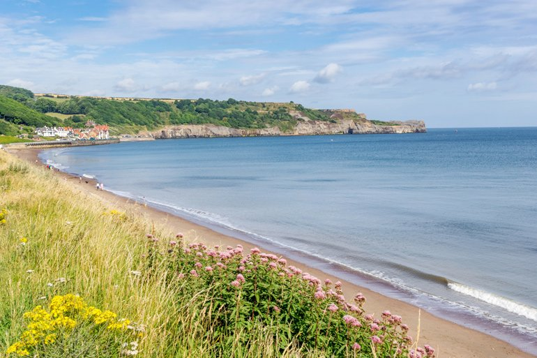 6 of the best coastal walks in Yorkshire