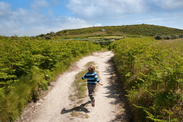 Free things to do with kids in Devon