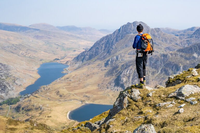 The ultimate guide to outdoor activities in Wales