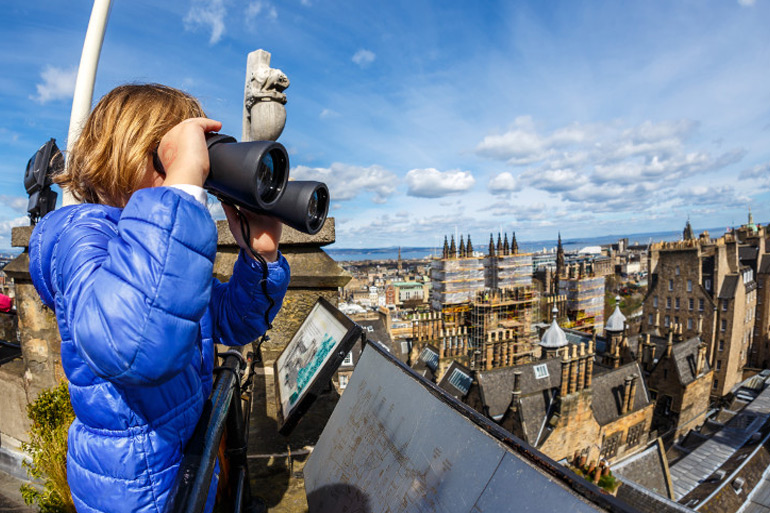 The best days out for kids in Scotland