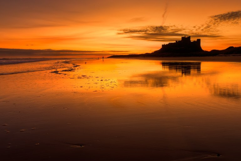 Our guide to castles in Northumberland