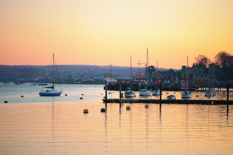 Kent's most scenic river and canal walks