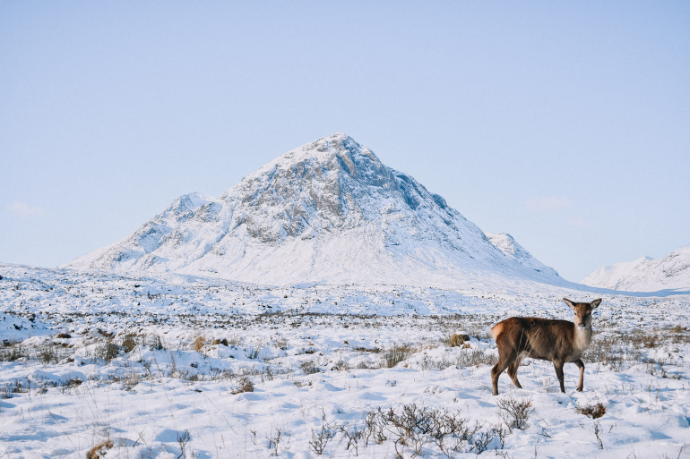 10 beautiful places to visit in the UK during winter
