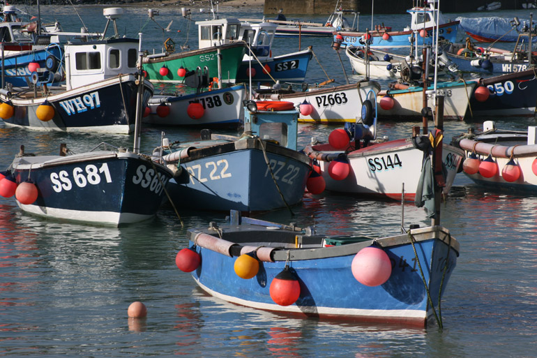 Traditional fishing villages to explore in Cornwall