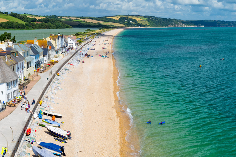 Scenic South Devon: a guide to the highlights