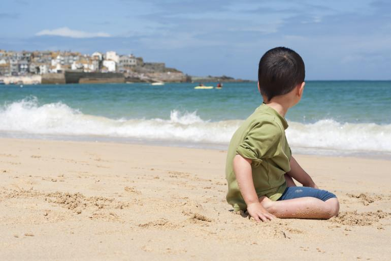 Free things to do in Cornwall with kids