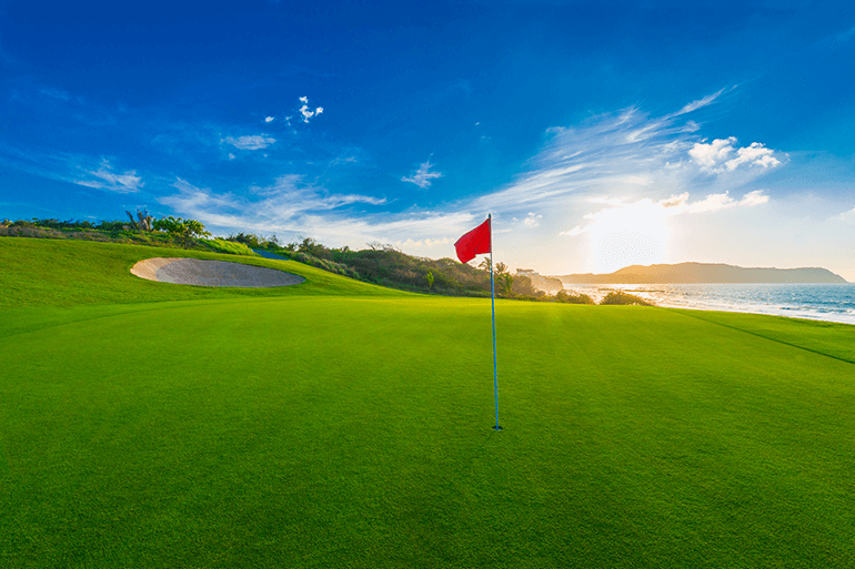 The best golf courses in the UK