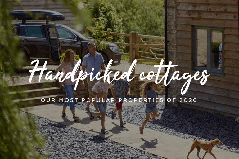 Our top cottages of 2020