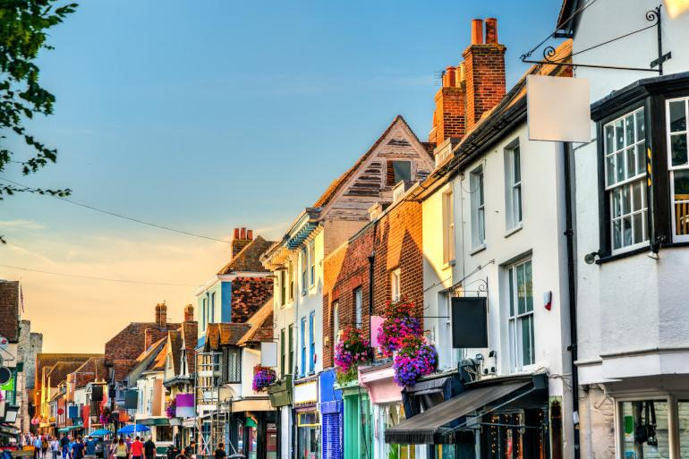 Free days out in Kent