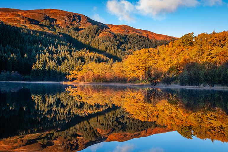 A guide to Loch Lomond and The Trossachs National Park
