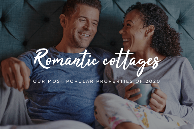 Our top romantic cottages of 2020