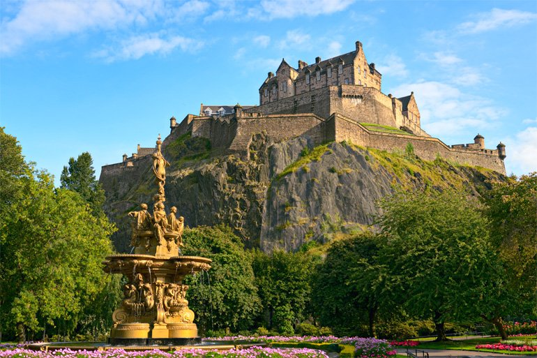 Fairy-tale castles to visit in Scotland