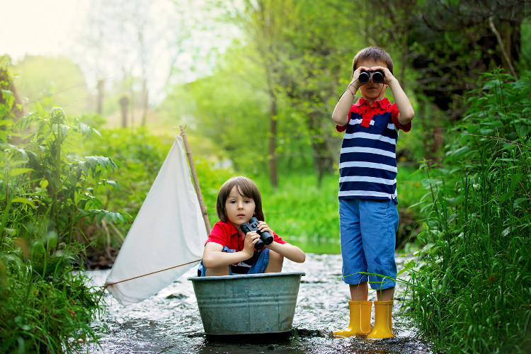 17 things to do with kids on a rainy day in Norfolk