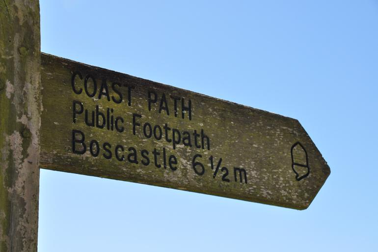 Accessible walks along the UK's coast paths