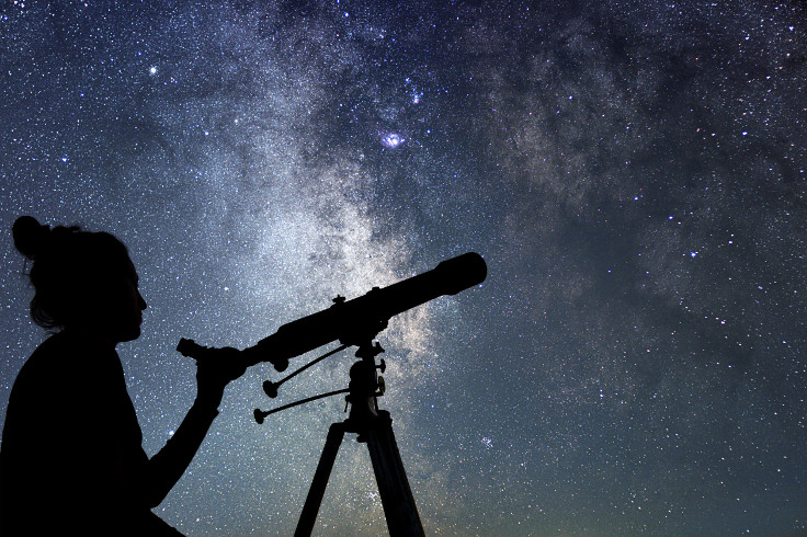 Stargazing in the UK with a telescope
