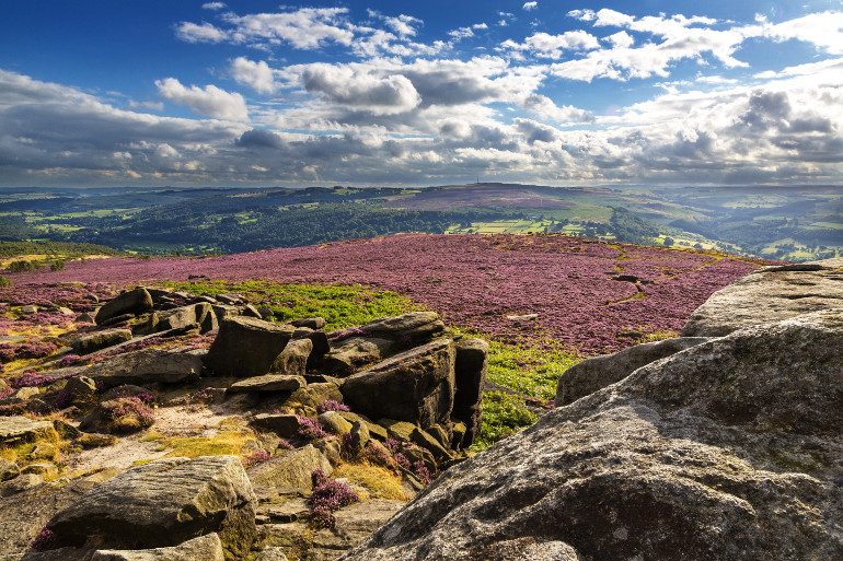 Top 10 things to do in the Peak District