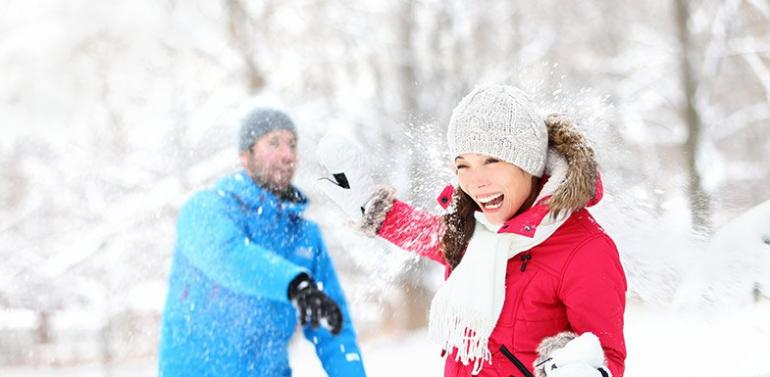 Our top five UK winter destinations for group holidays