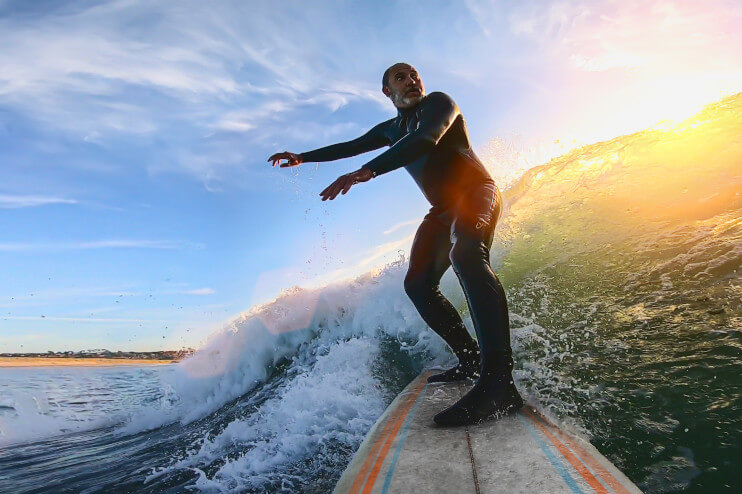 Why surfing is the best sport to learn at any age