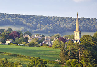 Cotswolds holidays