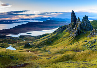 Isle of Skye holidays