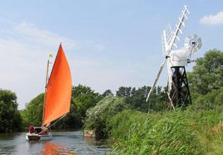 Norfolk Broads holidays