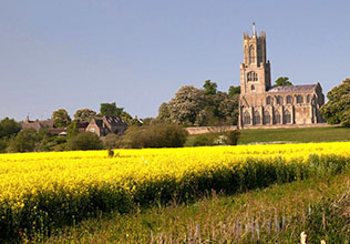 Northamptonshire holidays