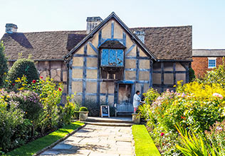 Shakespeare Country holidays