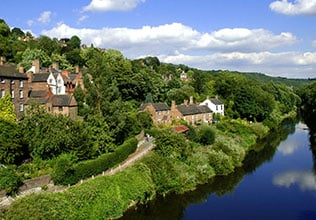 Shropshire holidays