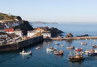South Cornwall holidays