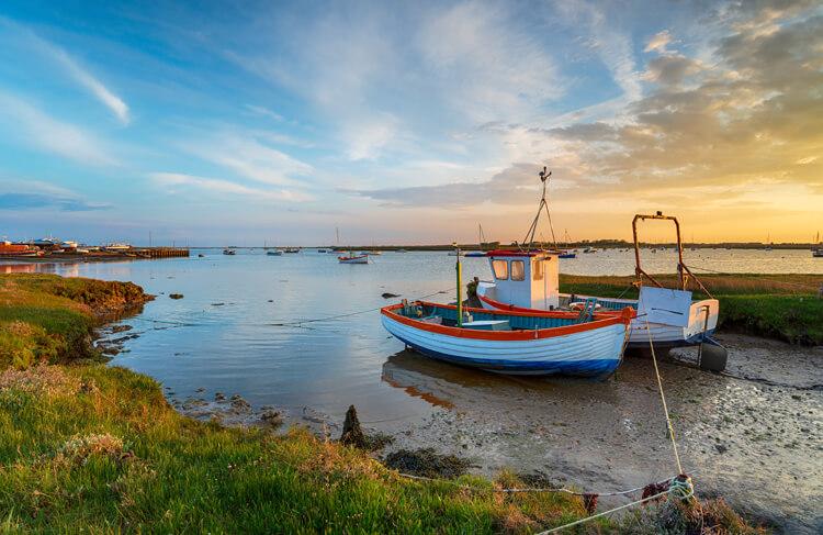 Suffolk holidays