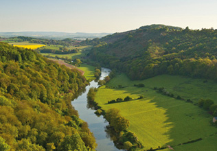 Wye Valley holidays