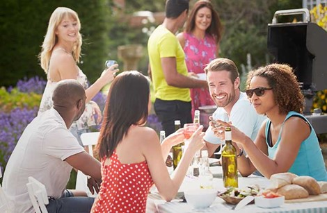 Top tips for group gatherings