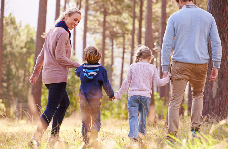 The best walks for families