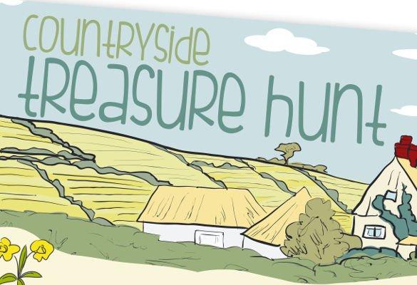 Free printable children's treasure hunt