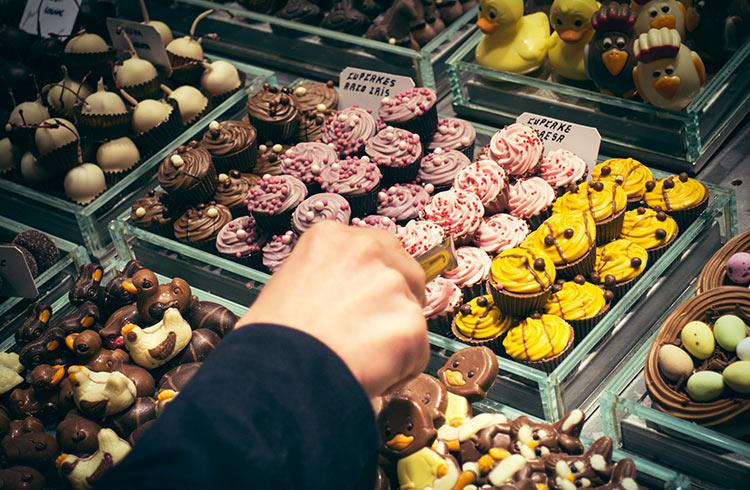 UK chocolate shops