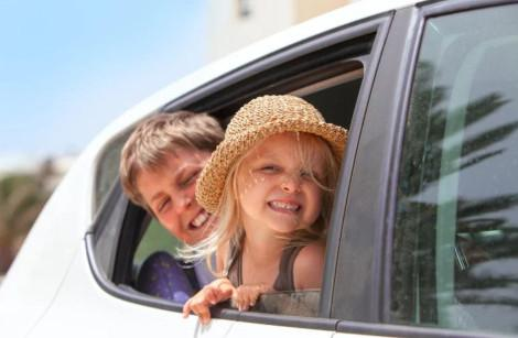 Car games for long journeys