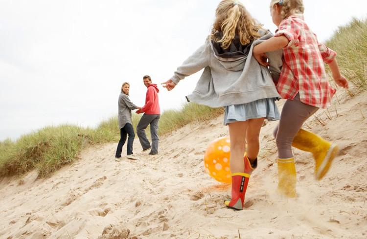 Top 10 family beaches