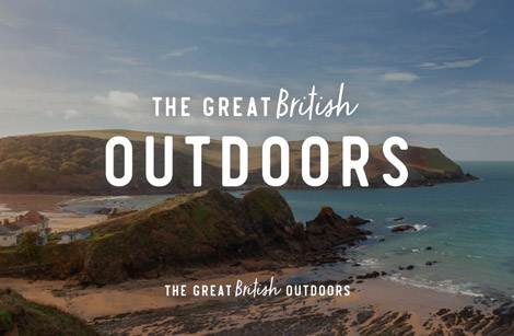 Be inspired by the Great British outdoors