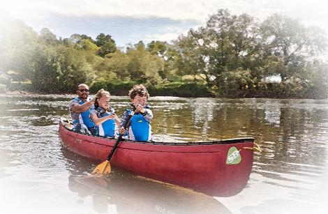 Try these fun river activities