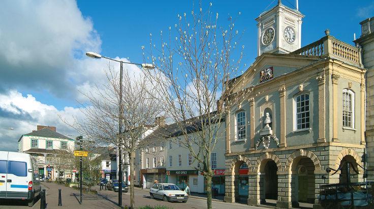 South Molton   North Devon