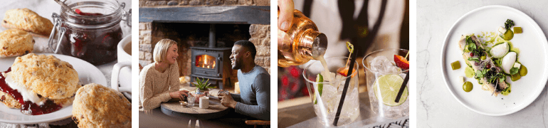 Food and drink in the Cotswolds
